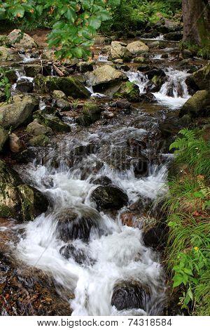 Todtnau waterfalls, Black forest, Germany
