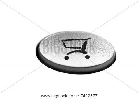 Online Shopping Button