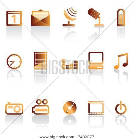mobile phone icon performance