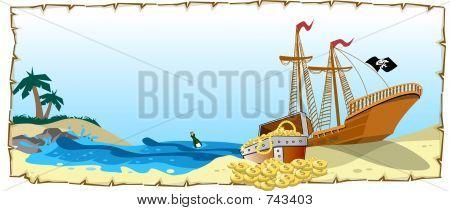 Piraten - Schatz