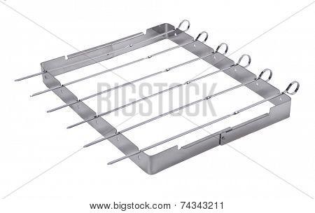 Metal Skewers Set