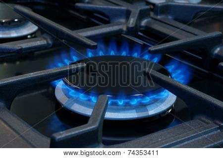 Gas Cooker Or Stove