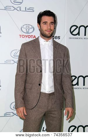 LOS ANGELES - OCT 19:  August Maturo at the 25th Annual