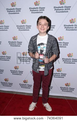 LOS ANGELES - OCT 19:  Benjamin Stockham at the 25th Annual