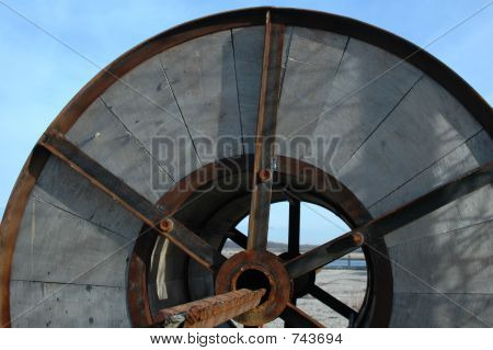 Abandoned Industrial Spool