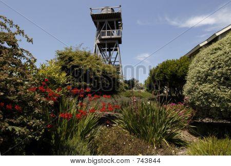 Watertower & Gardens
