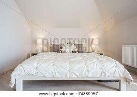 Luxury And Cozy Bedroom
