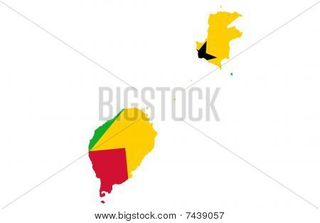 Democratic Republic Of São Tomé And Príncipe