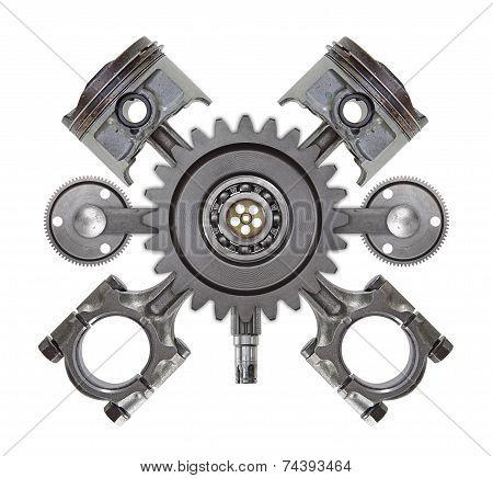 Automotive Crest