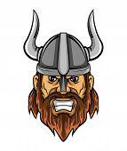 image of viking  - Viking Editable Vector Art and Illustration Design - JPG
