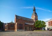 image of doma  - Riga cathedral  - JPG