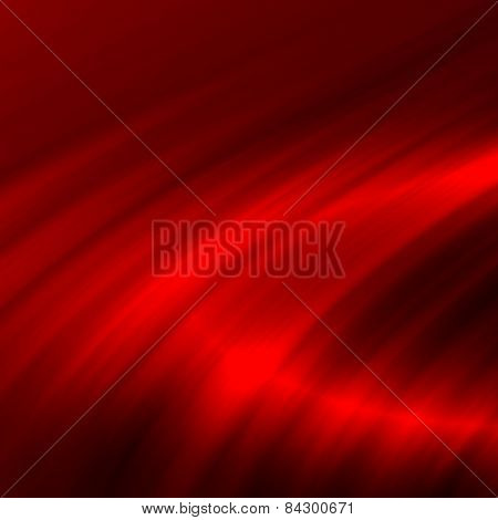 Elegant silky red background. Beautiful abstract backdrop for business presentation or screen.