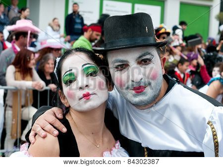 Carnival Parade, Limassol Cyprus 2015