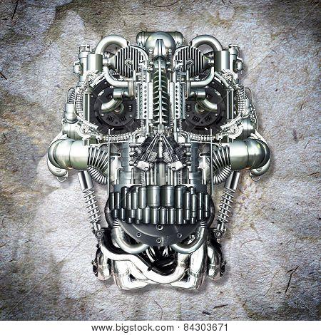 Homo Mechanicus
