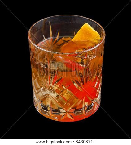 Old Fashioned drink