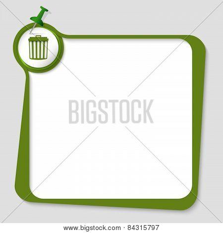 Green Text Box