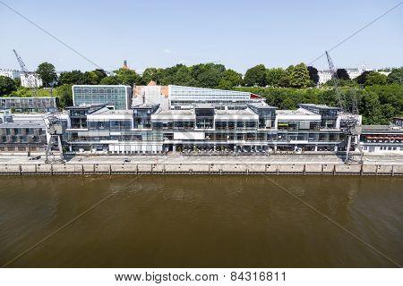 Hamburg Fischereihafen