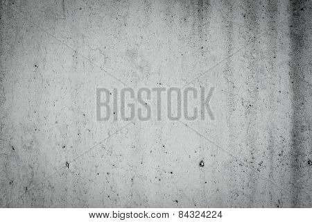 Black And White Concrete Wall Dirty Texture