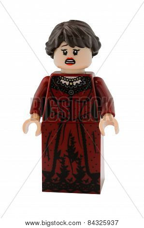 Rebecca Reid Lego Minifigure