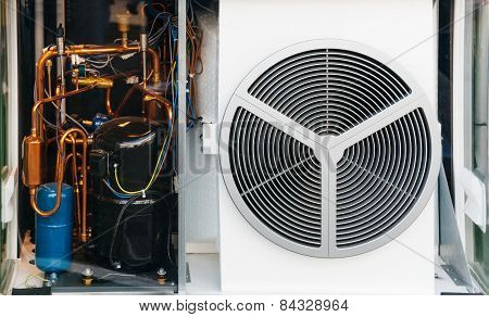 Ac Air Conditioning Unit