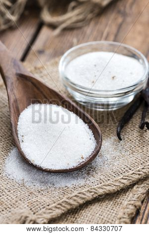 White Vanilla Sugar