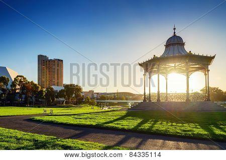 Elder Park, Adelaide City, Australia