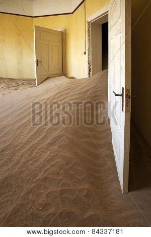 Namibian doorway