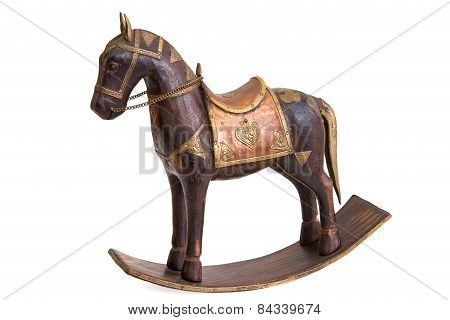 Horse Of Wood