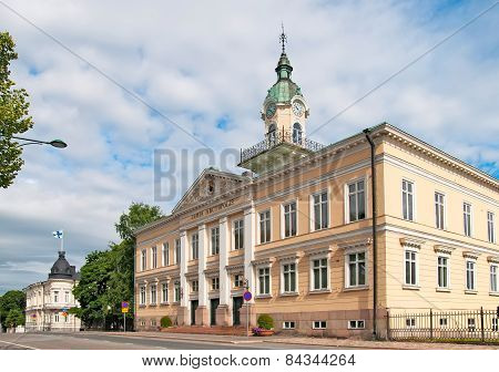 Pori. Finland. Old Town Hall