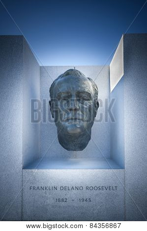 Franklin D. Roosevelt Four Freedoms Park Monument New York City