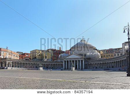 Plebiscito Square Naples