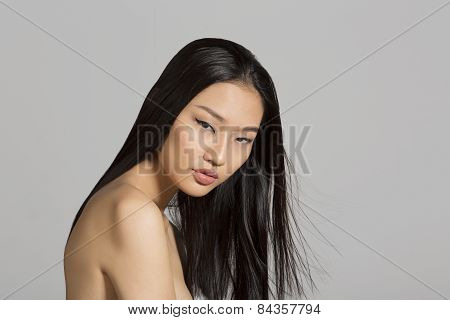 Asian Girl Portrait