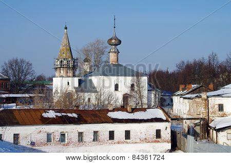 St. John The Baptist Church In Suzdal