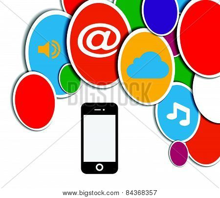 Mobile Social Network Circle
