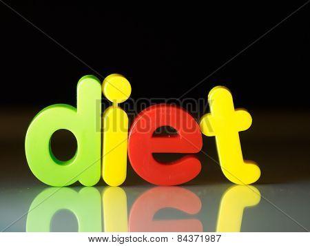 Diet Nutrition Concept