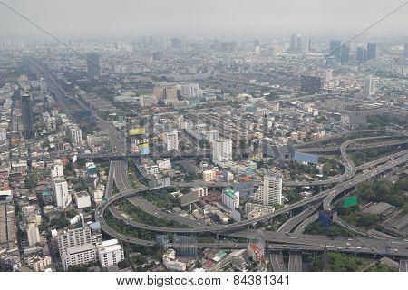 Smog Over Bangkok