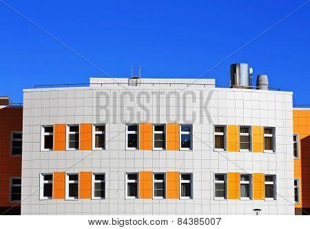 Buildings Wall