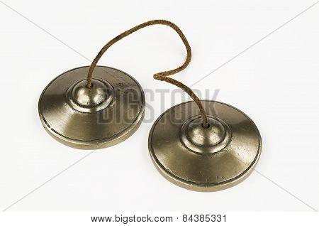 Tibetan Meditation Bells.
