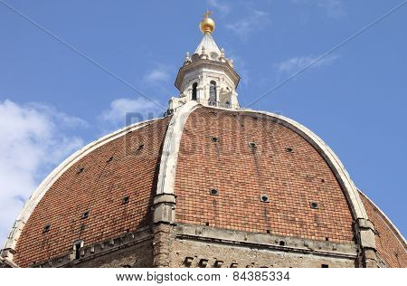 Dome in Florence Cathedral