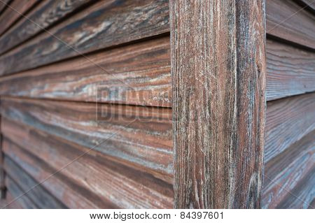 Aging Wooden Boards