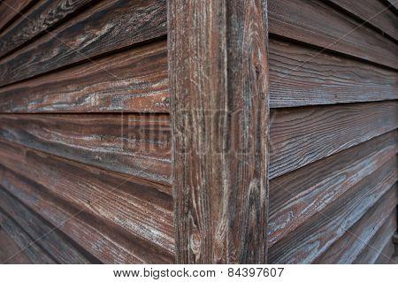 Old Wooden Corner