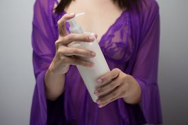 pic of body-lotion  - With Body Lotion - JPG