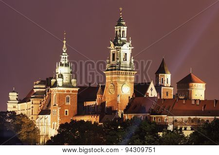 Wawel Royal Castle And Cathedral