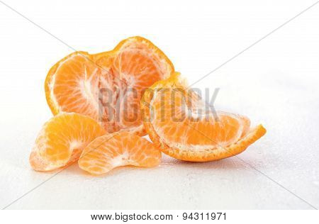 Fresh Mandarin And Segments