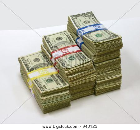 Stacks Of Money 2