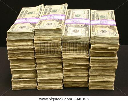 Stacks Of Money 5