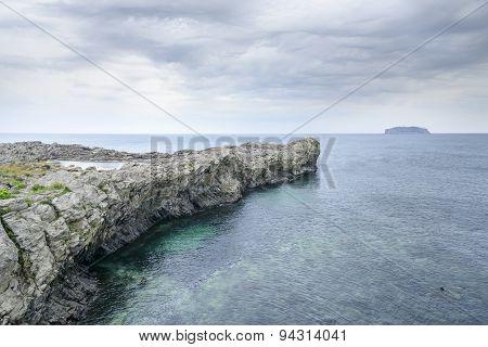 Saeseom Island And Beom Island