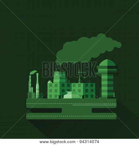industrial factory v.11