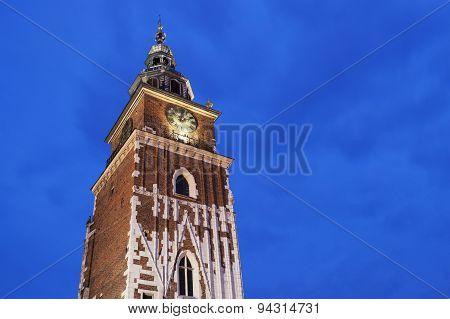 Town Hall - Krakow, Poland