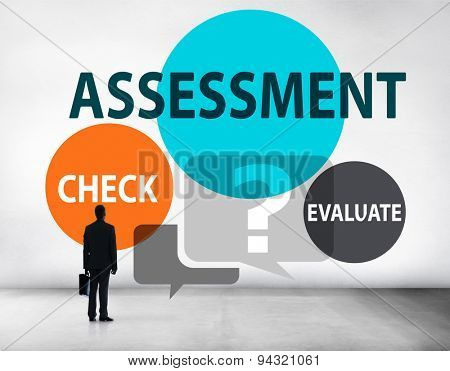 Assessment Calculation Estimate Evaluate Measurement Concept